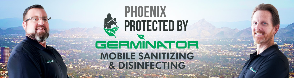 Greg Cook and Robert Blankenship Will Own and Operate the Phoenix Franchise With Sanitizing & Disinfecting Solutions