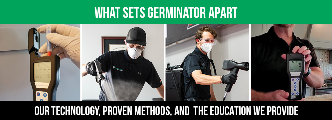 What Separates Germinator Apart is There Proven Technologies, Methods, and the Education They Provide